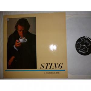 Sting - An Englishman In Rome 3 LP - Vinyl - LP