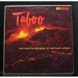 Arthur Lyman - Taboo - The Exotic Sounds Of Arthur Lyman - LP, Album, Mono