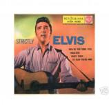 Elvis Presley  - Strictly Elvis