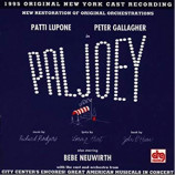 Richard Rodgers, Patti LuPone, Peter Gallagher, Be - PAL JOEY