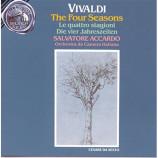 : Salvatore Accardo, Orchestra Da Camera  - Vivaldi* : Salvatore Accardo,
