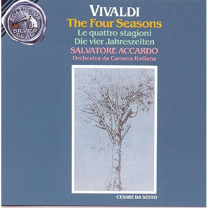 : Salvatore Accardo, Orchestra Da Camera  - Vivaldi* : Salvatore Accardo, - CD - Album