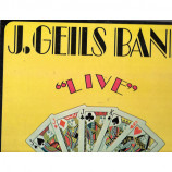 "The J. Geils Band ‎ -  ""Live"" Full House"