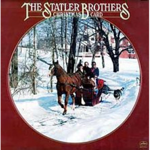 The Statler Brothers - Christmas Card - Vinyl - LP