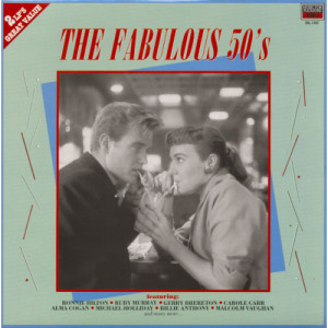 Various ‎ -  Those Fabulous '50s - Vinyl - LP Box Set
