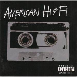 American Hi-Fi - American Hi-Fi - CD, Album - CD - Album