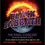 BLACK SABBATH  - Final Concert + Soundcheck