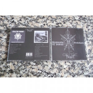 CELTIC FROST  - Nemesis Of Power / Prototype  - CD - Compilation