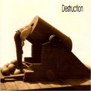 DESTRUCTION - The Least Successful Human Cannonball - CD - Album