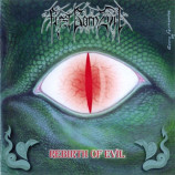 Firstborn Evil - Rebirth Of Evil - CD, Album