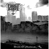 Frost Legion - Death Of Mankind - CD, Album