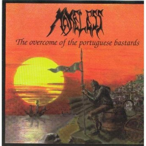 Nameless - The Overcome Of The Portuguese Bastards - CD, Album - CD - Album