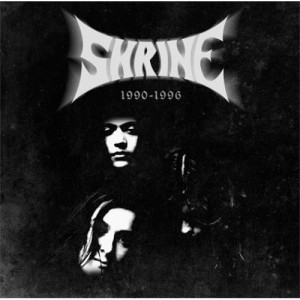 Shrine - 1990-1996 - 2xCD, Comp, Ltd - CD - 2CD