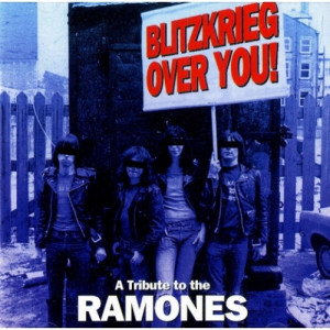 Various - Blitzkrieg Over You - A Tribute To The Ramones - CD, Comp - CD - Album