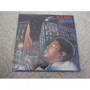 B.B. KING - THERE MUST BE A BETTER WORLD SOMEWHERE - Vinyl - LP