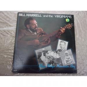 BILL HARRELL & THE VIRGINIANS - BLUE RIDGE MOUNTAIN BOY - Vinyl - LP