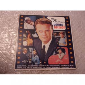 BILLY GRAHAM - DECADE OF DECISION - Vinyl - LP