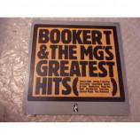 BOOKER T & THE M.G.'S - BOOKER T. & THE M. G.'S GREATEST HITS