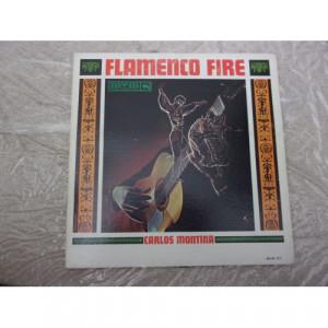 CARLOS MONTOYA - FLAMENCO FIRE - Vinyl - LP