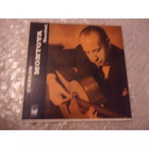 CARLOS MONTOYA - GUITAR RECITAL - Vinyl - LP