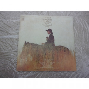 CHUCK WAGON GANG - HEAR THE GOSPEL STORY - Vinyl - LP