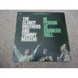 CLANCY BROS. AND TOMMY MAKEM - IN CONCERT AT CARNEGIE HALL