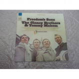 CLANCY BROTHERS AND TOMMY MAKEM - FREEDOM'S SONS