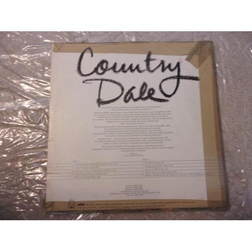 DALE EVANS - COUNTRY DALE - Vinyl - LP