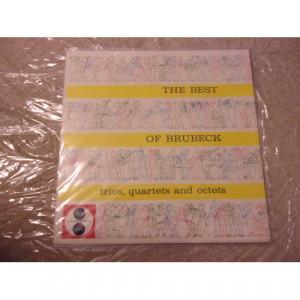 DAVE BRUBECK - BEST OF BRUBECK - Vinyl - Mini LP
