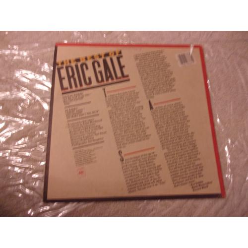 ERIC GALE - BEST OF ERIC GALE - Vinyl - LP
