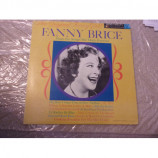 FANNY BRICE - FANNY BRICE SINGS THE SONGS SHE MADE FAMOUS