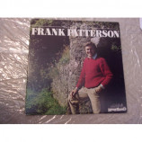 FRANK PATTERSON - FRANK PATTERSON