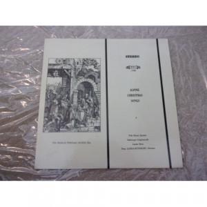 FRAU LANDA-RUPRECHT - ALPINE CHRISTMAS SONG - Vinyl - LP