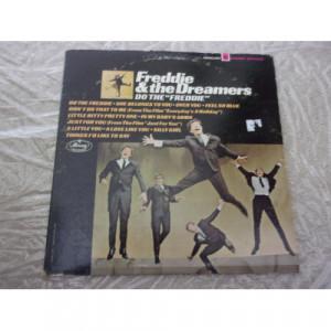 FREDDIE & THE DREAMERS - DO THE FREDDIE - Vinyl - LP