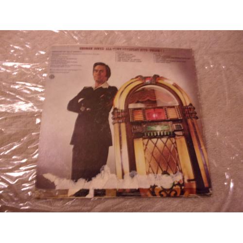 GEORGE JONES - ALL-TIME GREATEST HITS   VOLUME 1 - Vinyl - LP