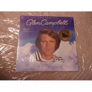 GLEN CAMPBELL - BEST OF GLEN CAMPBELL - Vinyl - LP