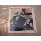 HANK WILLIAMS AND HANK WILLIAMS JR - LEGEND OF HANK WILLIAMS IN SONG AND STORY