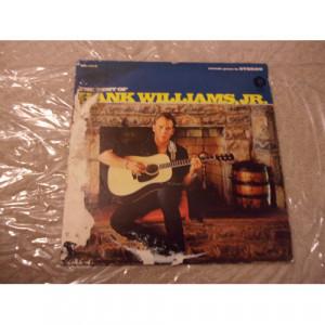 HANK WILLIAMS JR - BEST OF HANK WILLIAMS JR - Vinyl - LP