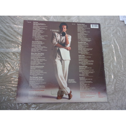 HERB ALPERT - BLOW YOUR OWN HORN - Vinyl - LP