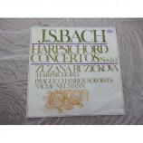 J.S. BACH & ZUZANA RUZICKOVA - HARPSICORD CONCERTOS NOS. 1 & 2