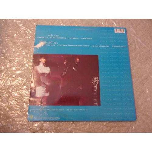 JESSE JOHNSON - EVERY SHADE OF LOVE - Vinyl - LP