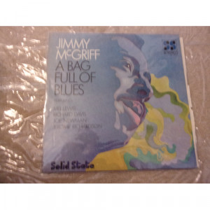 JIMMY McGRIFF - BAG FULL OF BLUES - Vinyl - LP