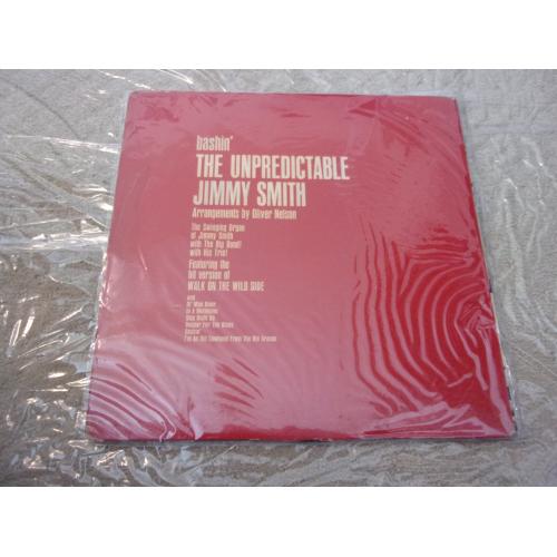 JIMMY SMITH - BASHIN'  THE UNPREDICTABLE JIMMY SMITH - Vinyl - LP