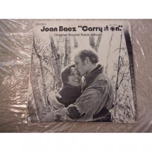 JOAN BAEZ - CARRY IT ON - Vinyl - LP