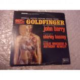 JOHN BARRY - GOLDFINGER