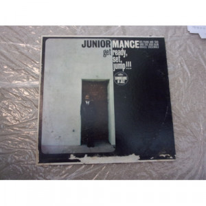 JUNIOR MANCE - GET READY, SET, JUMP!!! - Vinyl - LP