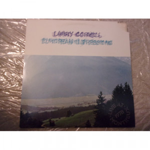 LARRY CORYELL - EUROPEAN IMPRESSIONS - Vinyl - LP