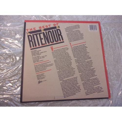 LEE RITENOIR - BEST OF LEE RITENOIR - Vinyl - LP