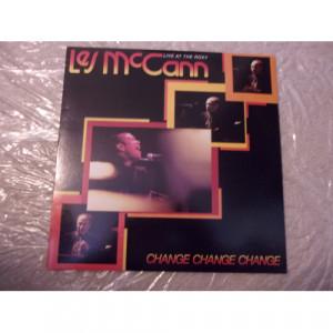 LES McCANN - CHANGE CHANGE CHANGE - Vinyl - LP