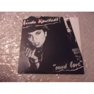 LINDA RONSTADT - MAD LOVE - Vinyl - LP